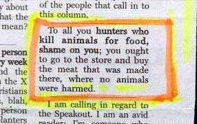 Hunters who Kill